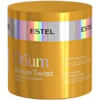 Купить Estel Otium Wave Twist Mask - Маска-крем для вьющихся волос, 300 мл, Estel Professional