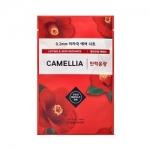 Фото Etude House 0.2 Therapy Air Mask Camellia - Маска тканевая для лица с маслом камелии, 20 мл