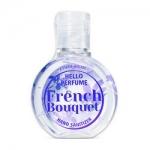Фото Etude House Hello Perfume Hand Sanitizer French Bouquet - Гель для рук дезинфицирующий с цветочным ароматом, 30 мл