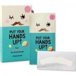 Фото Etude House Put Your Hands Up Face Waxing Patch - Патчи восковые для лица, 10 шт