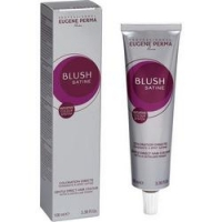 Eugene Perma Blush Satine Gris Acier Moyen - Краска для волос, тон средне-стальной, 100 мл