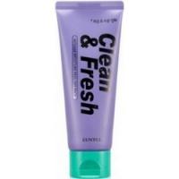 Eunyul Clean & Fresh Intense Moisture Foam Cleanser - Очищающая увлажняющая пенка, 150 мл