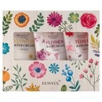 Eunyul Hand Cream 3 Set - Набор из трех кремов для рук, 3*50 мл