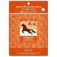 Eunyul Natural Horse Oil - Тканевая маска для лица, с лошадиным жиром, 23 г
