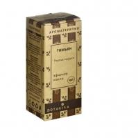 Botavikos - 100% эфирное масло Тимьян, 10 мл