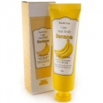 Фото FarmStay Banana Hand Cream - Крем для рук с экстрактом банана, 100 мл