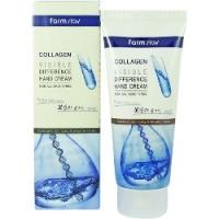 Купить Farmstay Collagen Pure Cleansing Foam - Пенка очищающая с коллагеном, 180 мл