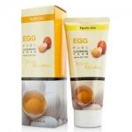 Фото FarmStay Egg Pure Cleansing Foam - Пенка очищающая с яичным экстрактом, 180 мл