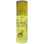 Фото FarmStay Its Real Gel Mist Escargot - Гель-спрей для лица с экстрактом улитки, 120 мл