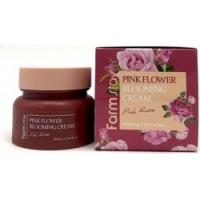 FarmStay Pink Flower Rose - Крем для лица с экстрактом розы, 100 мл