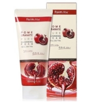 Купить FarmStay Pomegranate Pure Cleansing Foam - Пенка очищающая с экстрактом граната, 180 мл