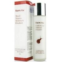 Купить FarmStay Snail Mucus Moisture Emulsion - Увлажняющая эмульсия с экстрактом улитки, 150 мл
