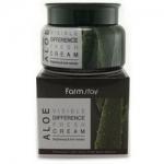 Фото FarmStay Visible Fresh Cream Aloe - Крем увлажняющий с экстрактом алоэ, 100 г