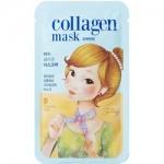 Фото Fascy Scarf Tina Collagen Mask - Тканевая маска для лица, 26 гр