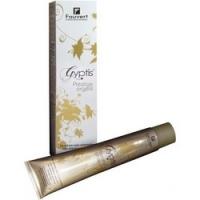 Fauvert Gyptis Prestige Argent - Краска для седых волос, тон 7-77, блондин глубокий каштановый, 100 мл