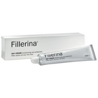 Купить Fillerina Day Cream SPF15 Step3 - Крем дневной для интенсивного увлажнения и коррекции морщин, 50 мл