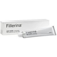 Fillerina Night Cream Step2 - Крем ночной для интенсивного увлажнения и коррекции морщин, 50 мл