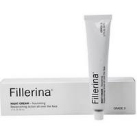 Fillerina Night Cream Step3 - Крем ночной для интенсивного увлажнения и коррекции морщин, 50 мл