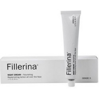 Купить Fillerina Night Cream Step3 - Крем ночной для интенсивного увлажнения и коррекции морщин, 50 мл