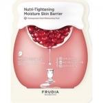 Фото Frudia Pomegranate Nutri-Moisturizing Skin Barrier - Питательная тканевая маска для лица с экстрактом граната, 27 мл