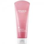 Фото Frudia Pomegranate Nutri-Moisturizing Sticky Cleansing Foam - Питательная пенка-суфле с экстрактом граната, 145 г