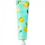 Фото Frudia Squeeze Therapy My Orchard Citron Hand Cream - Крем для рук с экстрактом лимона, 30 г