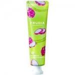 Фото Frudia Squeeze Therapy My Orchard Dragon Fruit Hand Cream - Крем для рук с экстрактом фрукта дракона, 30 г