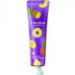 Фото Frudia Squeeze Therapy My Orchard Pineapple Hand Cream - Крем для рук с экстрактом ананаса, 30 г