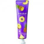 Фото Frudia Squeeze Therapy My Orchard Pineapple Hand Cream - Крем для рук с экстрактом ананаса, 30 г