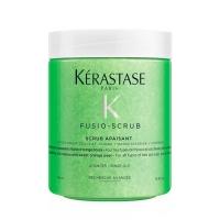 Kerastase - Фузио-скраб Апезан для чувствительной кожи головы Fusio-Scrub Apaisant, 500 мл