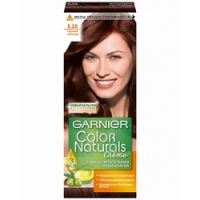 Garnier Color Naturals - Краска для волос, тон 5.25, Горячий шоколад, 110 мл