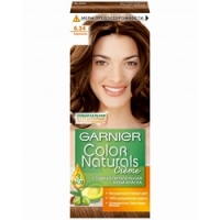 Garnier Color Naturals - Краска для волос, тон 6.34, Карамель, 110 мл
