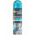 Фото Garnier Men Mineral - Дезодорант-спрей, Эффект чистоты, 150 мл