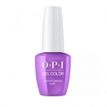 Фото OPI - Гель для ногтей Gel Color, SAMURAI BREAKS A NAIL, 15 мл