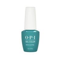 OPI - Гель для ногтей Gel Color, IM ON A SUSHI ROLL, 15 мл