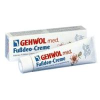 Купить Gehwol Med Deodorant foot cream - Крем-дезодорант для ног, 75 мл