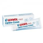 Фото Gehwol Med Lipidro Cream - Крем Гидро-баланс, 125 мл