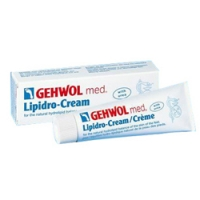 Gehwol Med Lipidro Cream - Крем Гидро-баланс, 125 мл  - Купить