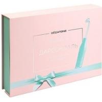 Купить Gezatone Biolift4 203 - Массажер импульсивный с 5 насадками, цвет розовый