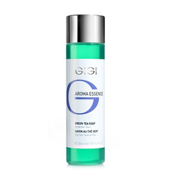 "Фото GIGI Cosmetic Labs Aroma Essence Soap Green Tea For All Skin - Мыло ""Зеленый чай"" для всех типов кожи 250 мл"