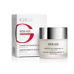 Фото GIGI Cosmetic Labs New Age Comfort Day Cream SPF15 - Крем-комфорт дневной 50 мл