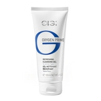 GIGI Cosmetic Labs Oxygen Prime Refreshing Cleansing Gel - Гель очищающий освежающий 180 мл