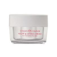 GIGI Cosmetic Labs Vitamin E Night & Lifting Cream - Крем ночной лифтинговый 50 мл