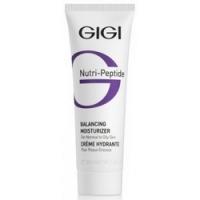 GIGI Nutri-Peptide Balancing Moist - Крем увлажняющий балансирующий для жирной кожи, 50 мл фото