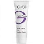 Фото GIGI Nutri-Peptide Hydra Vitality Beauty Mask - Маска увлажняющая для жирной кожи, 50 мл
