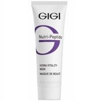 GIGI Nutri-Peptide Hydra Vitality Beauty Mask - Маска увлажняющая для жирной кожи, 50 мл
