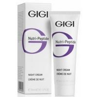 GIGI Nutri-Peptide Night Cream - Крем ночной пептидный, 50 мл