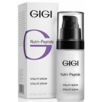 GIGI Nutri-Peptide Vitality Serum - Сыворотка пептидная обновляющая, 30 мл