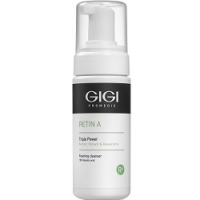 GIGI Triple Power Foaming Cleanser - Очищающий мусс, 120 мл