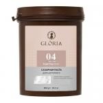 Фото Gloria Gloria Classic - Сахарная паста для депиляции средняя, 800 г